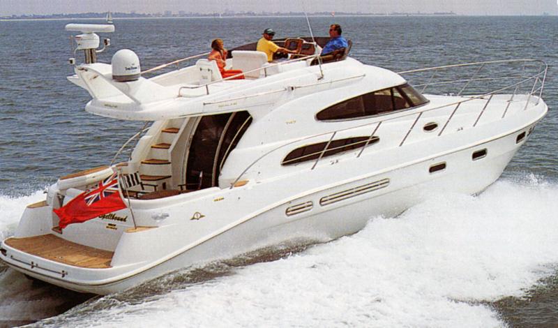 Sealine T47 Motor Yacht