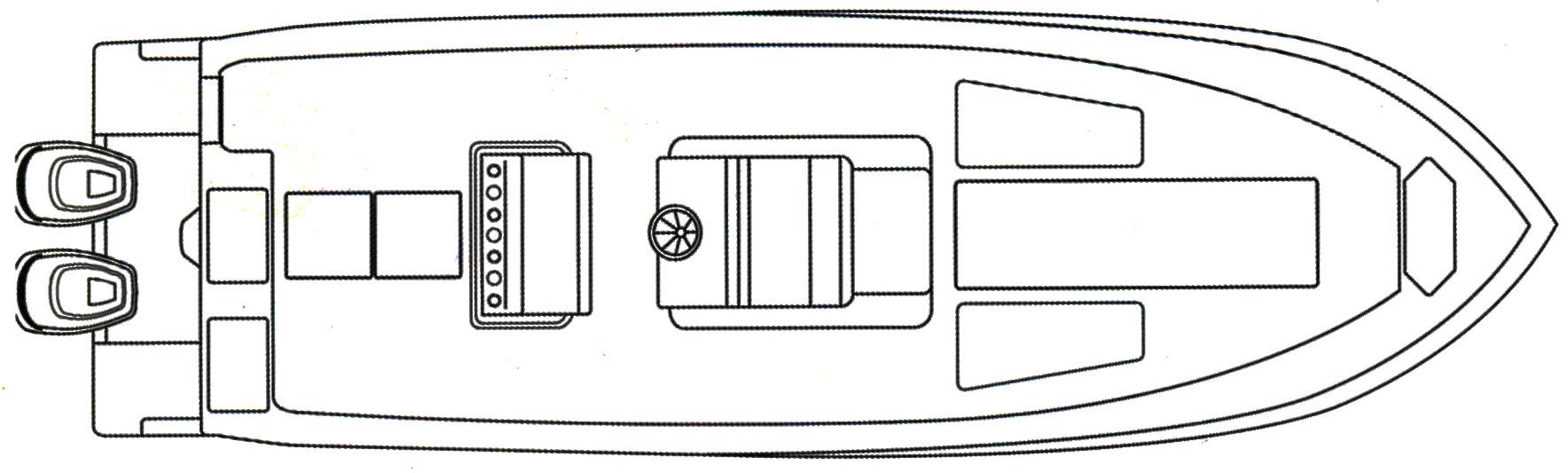 290 Open Floor Plan 1