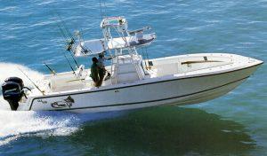 SeaVee 340 Open