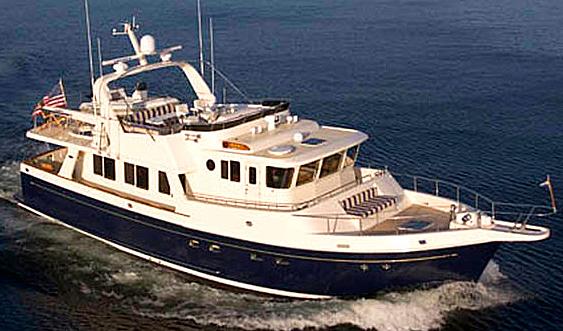 Selene 53-54-55 Ocean Trawler