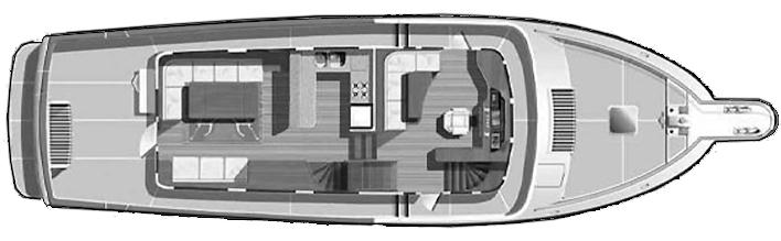 57-58 Pilothouse Floor Plan 2
