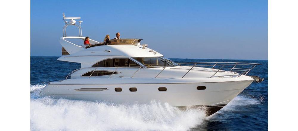 Sport Cruiser 45 Flybridge