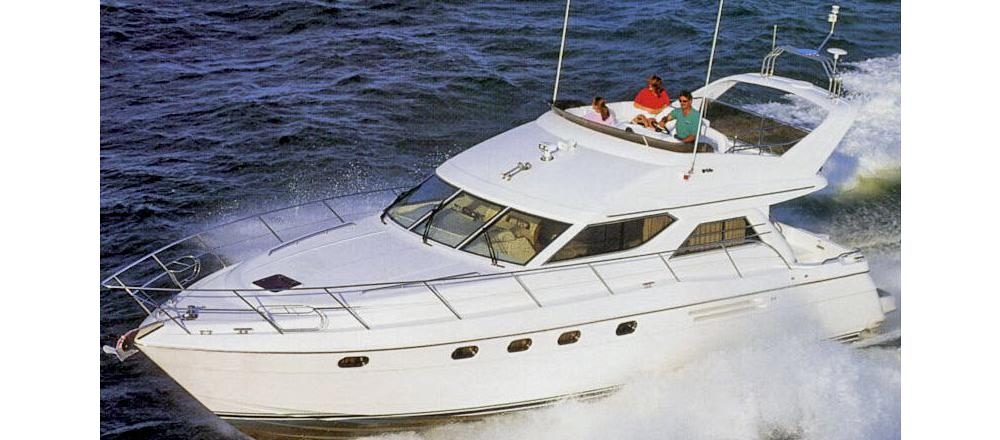 Sport Cruiser 48 Flybridge