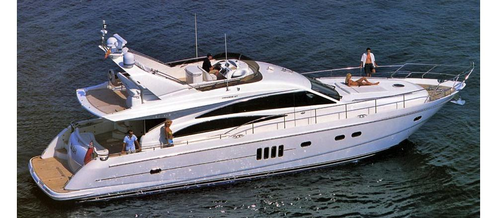 Sport Cruiser 67 Motor Yacht