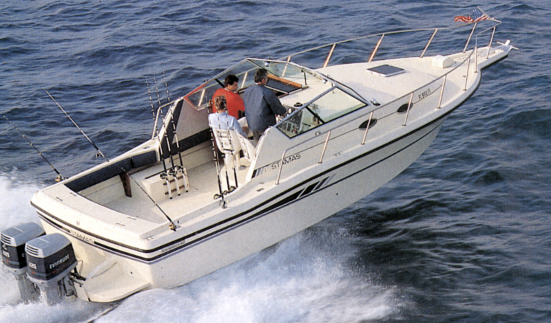 Stamas 288 Liberty; 288 Family Fisherman