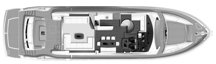 75 Yacht Floor Plan 2