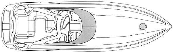 Camargue 44 Floor Plan 2