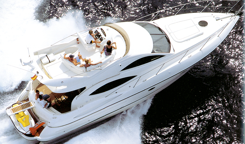 Sunseeker Manhattan 44