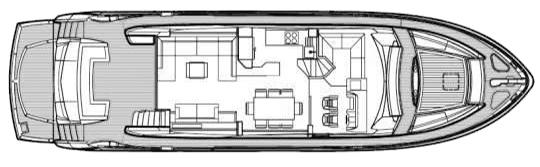 Manhattan 73 Floor Plan 2