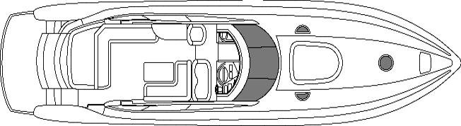 Predator 61 Floor Plan 2