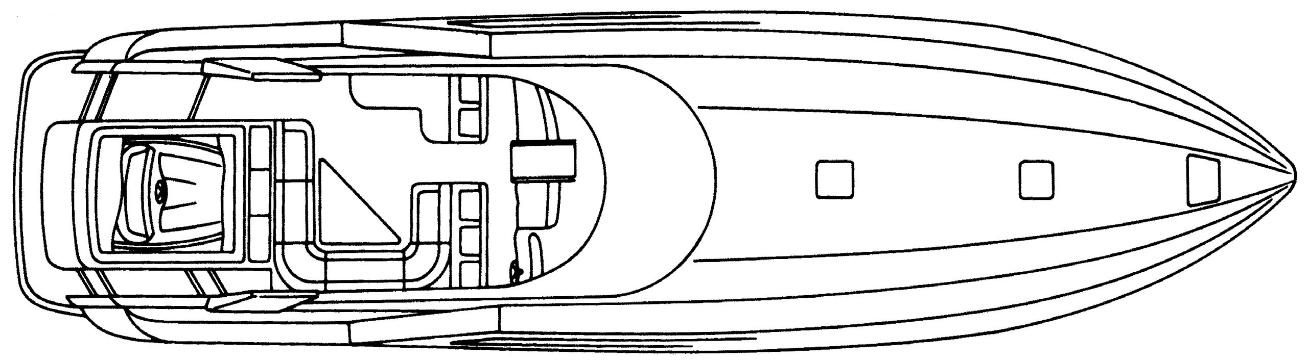Predator 63 Floor Plan 2