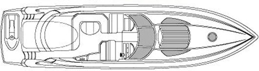 Predator 68 Floor Plan 2
