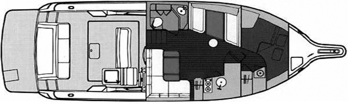 3500 Express Floor Plan 2