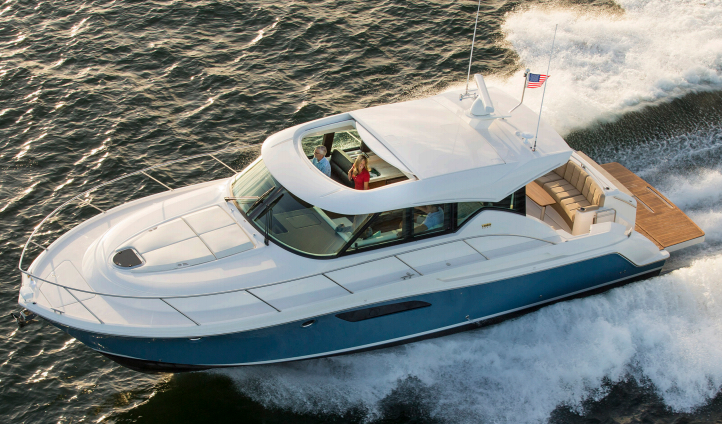 Tiara 44 Coupe; 44 Flybridge