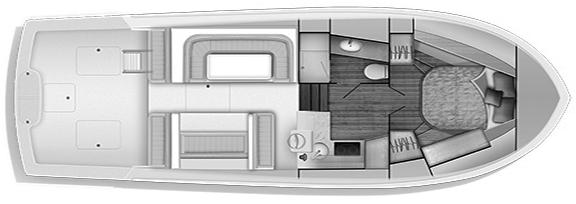 37 Billfish Floor Plan 2