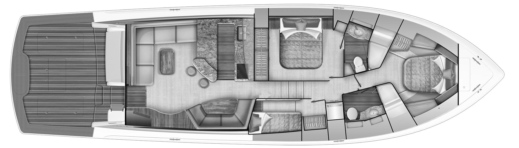 58 Convertible Floor Plan 2