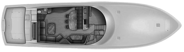 76 Convertible Floor Plan 2