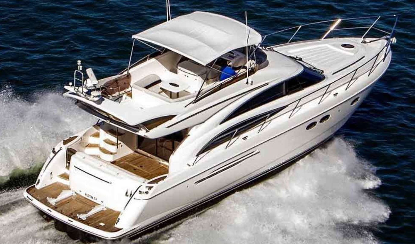 Viking Sport Cruisers 61 Flybridge