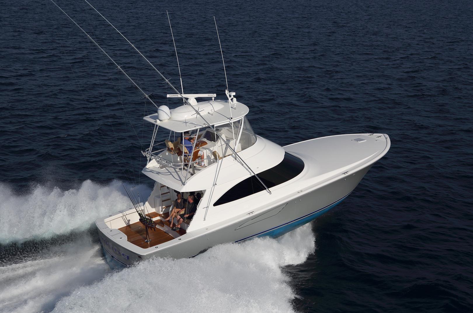 Image 2927: Viking Yachts 48 Convertible