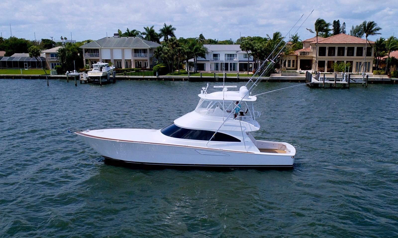 Image 2930: Viking Yachts 58 Convertible