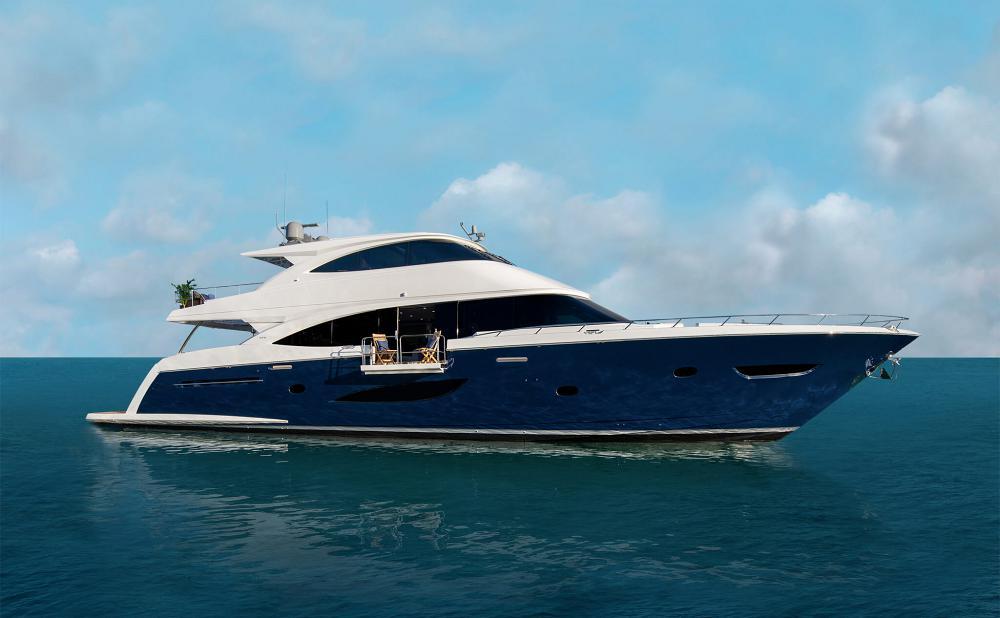 Image 2936: Viking Yachts 93 Motor Yacht