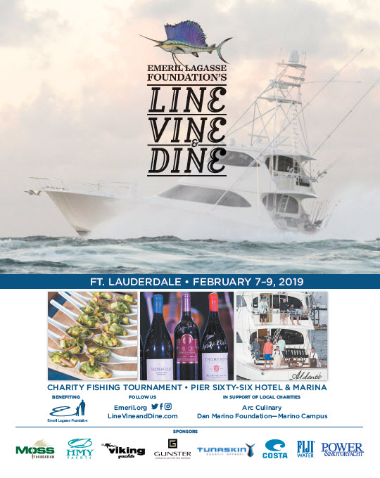 Image 2607: Vine and Dine Flyer