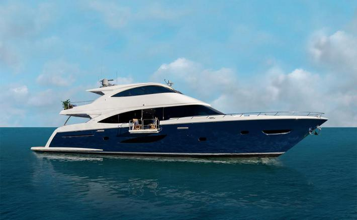 Viking Yachts 93′ Motor Yacht : Walkthrough Video