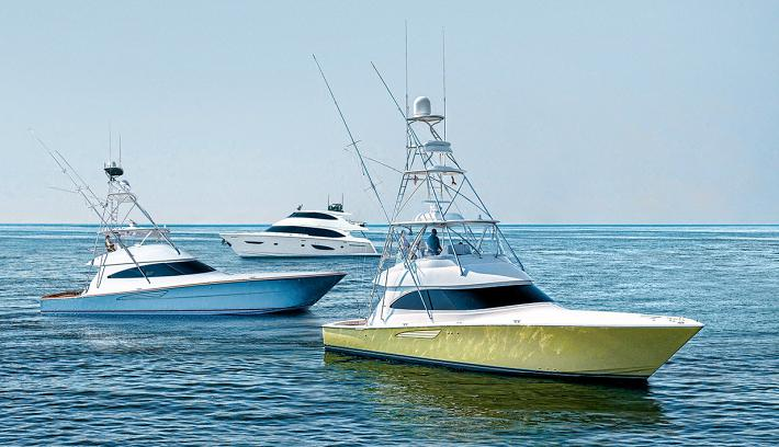HMY Presents: The Viking Yachts Collection