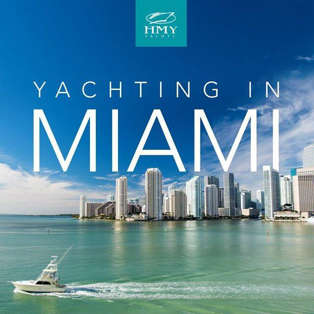 Miami's Yachting Reputation Continues to Skyrocket