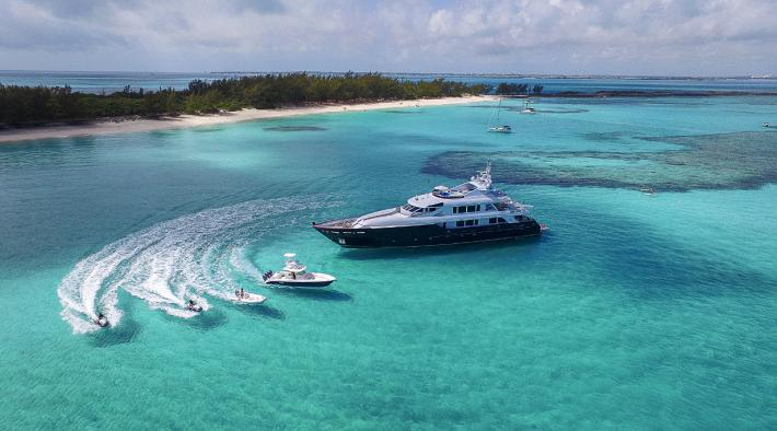 There's Nothing Like A Luxury Yacht Charter For Your Next Vacation