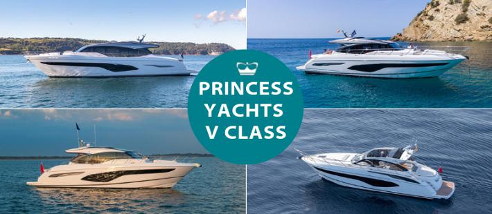 4 New Princess Models Shake Up the Sports Cruiser Market