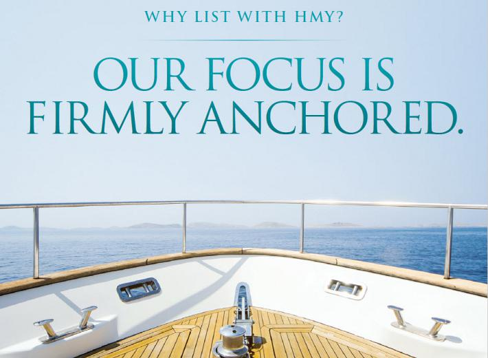 Why List With HMY Yacht Sales