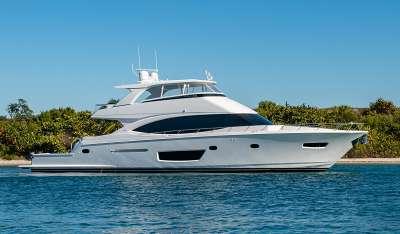 Viking Motor Yacht 82CPMY