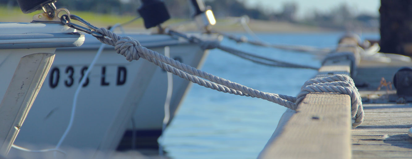 A Scout's Guide to Boating Knots