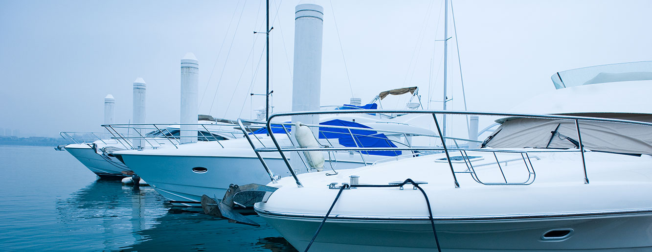 Winterizing Your Family Boat