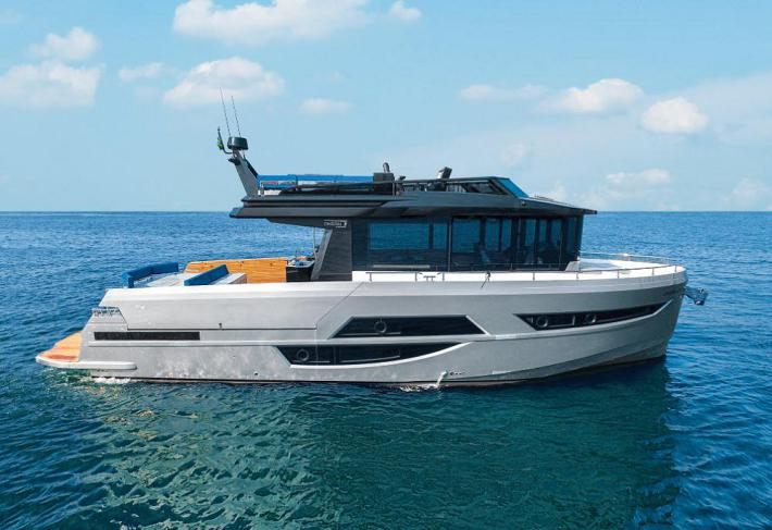 DEBUTING AT FLIBS 2019: OKEAN YACHTS 50 X