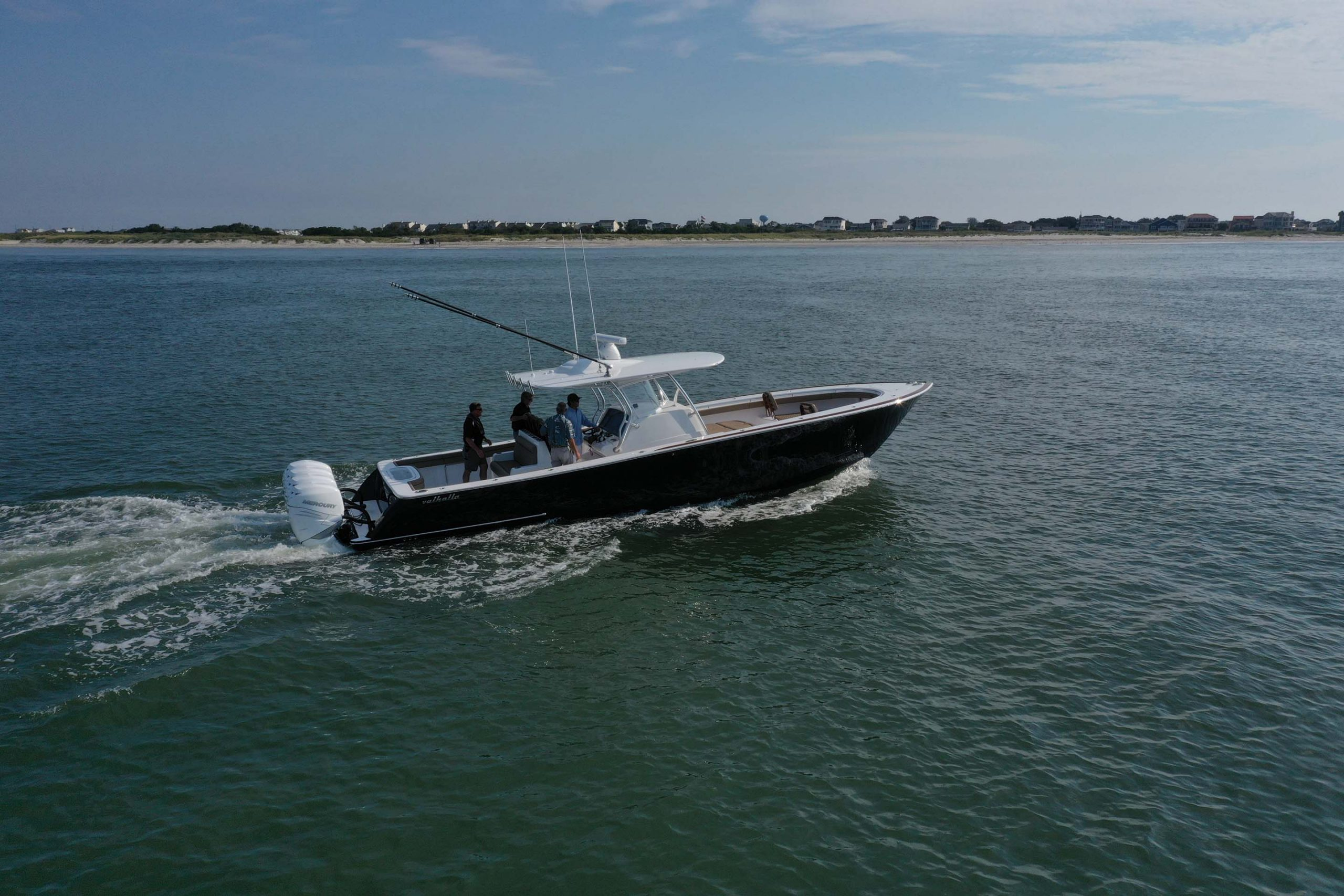 Valhalla Boatworks V-Series V-41