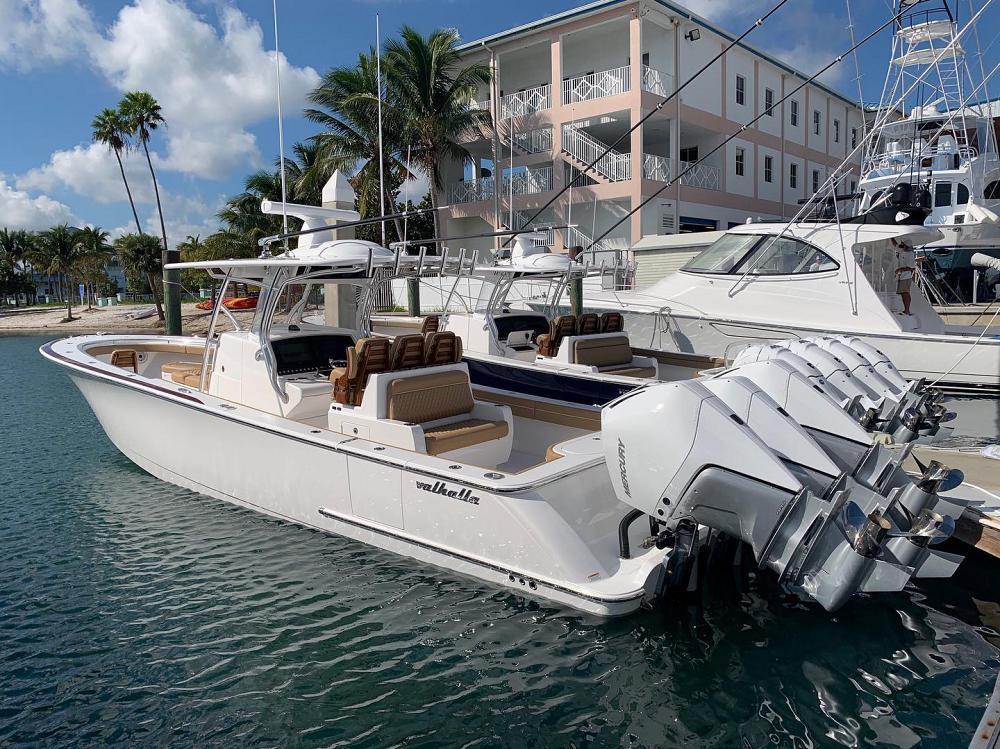 Valhalla Boatworks V-Series V-37