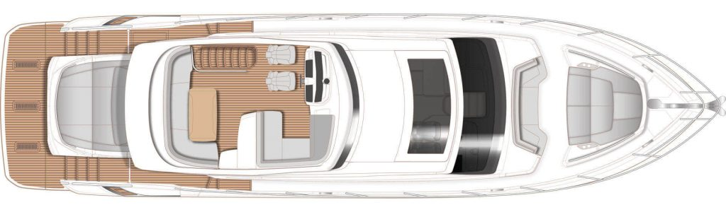 Princess S60 Floorplan 1