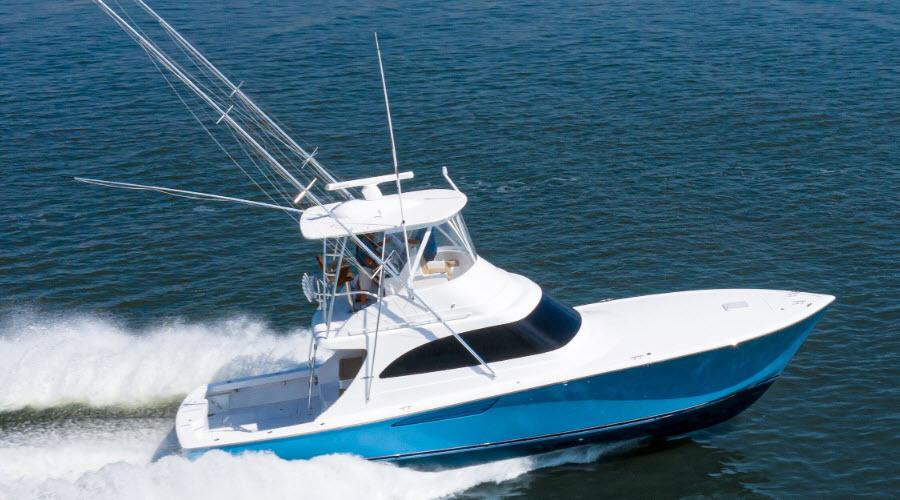 Viking's New 46′ Billfish: A Sportfishing Machine