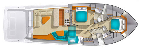 56 Viking Floorplan