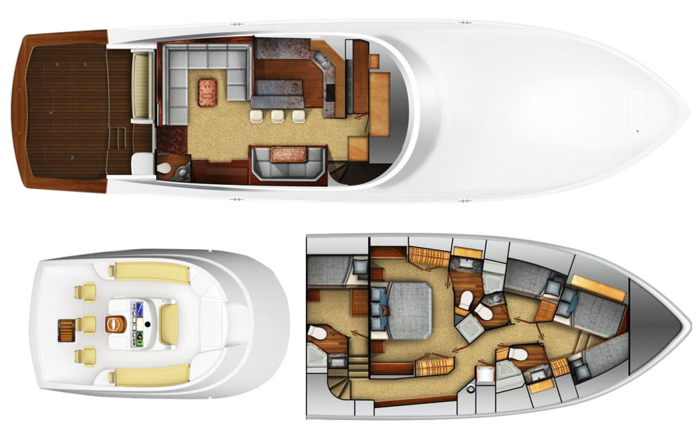 76 Viking Floorplan