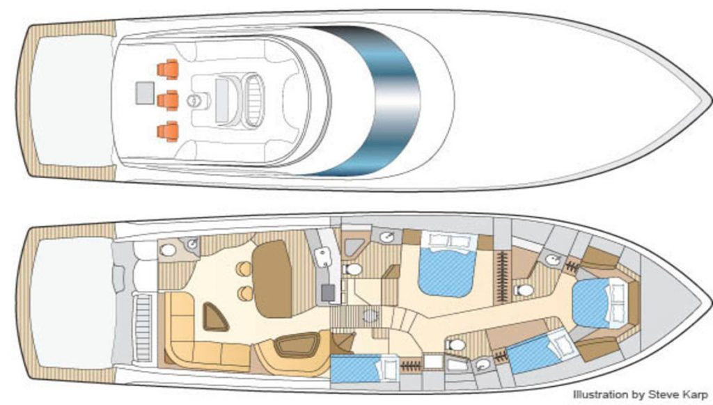 66 Viking Floorplans