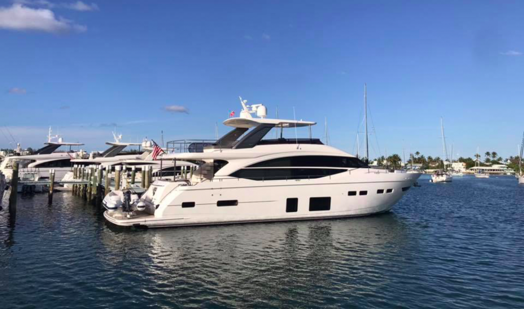Princess Yachts Spring Owners Holiday