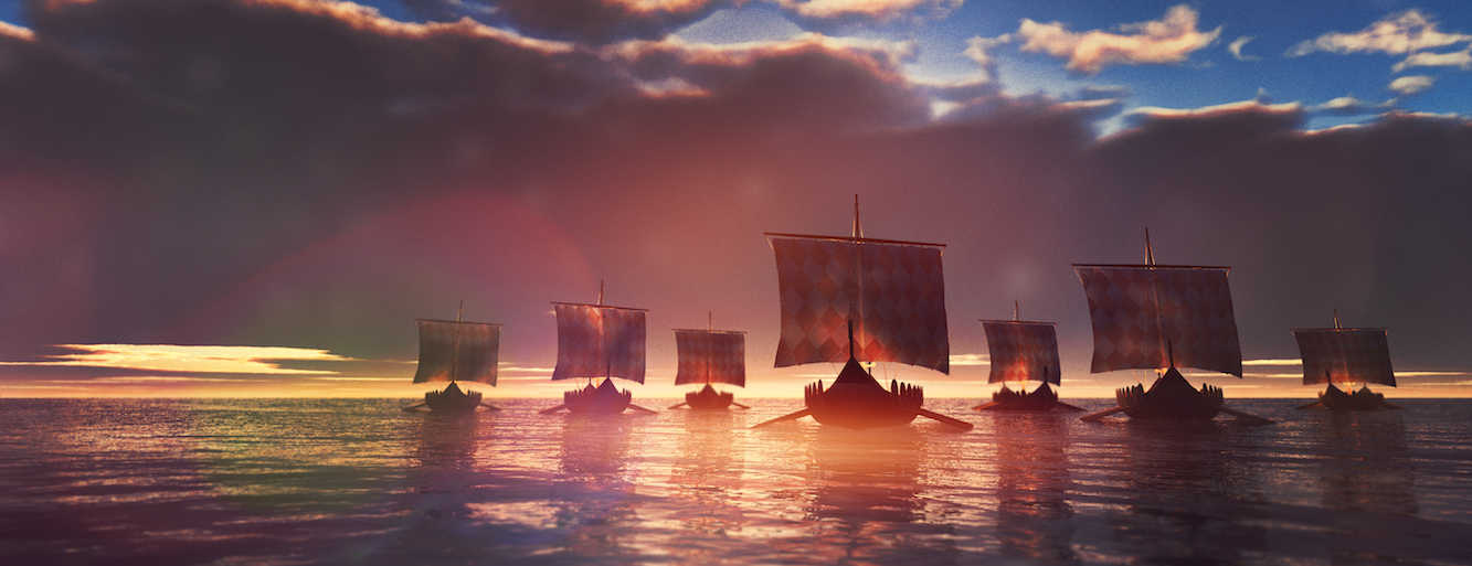 Ships and Swords: An Overview of the Viking Age