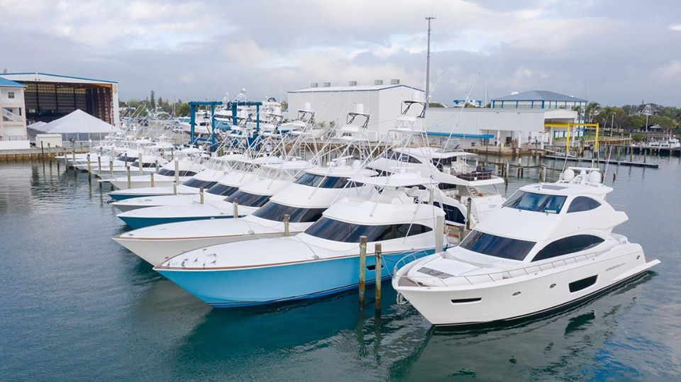 The Viking Service Centers – World Class Support for Viking Yachts Owners