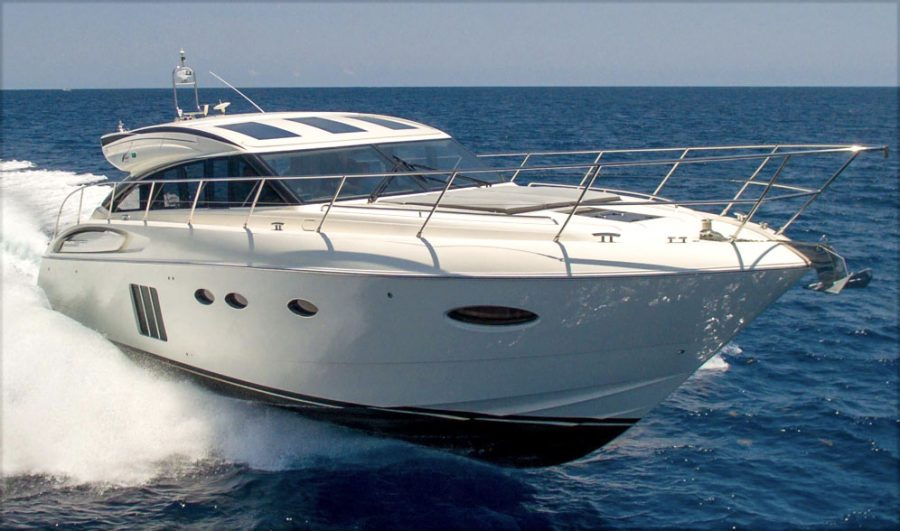 HMY Spotlight: 4 Pre-Owned Princess Yachts You Can Buy for Under $1 Million