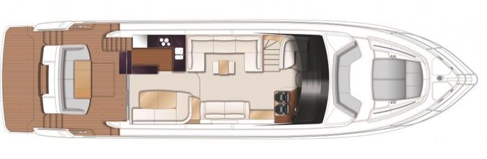 Cap Ferrat II Floorplan