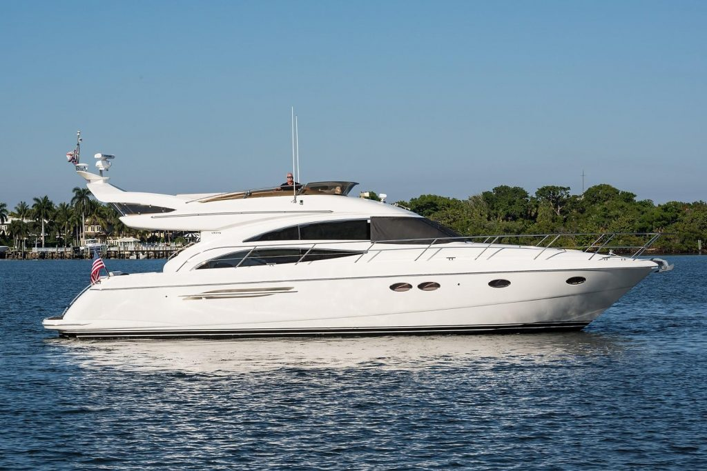 2007 Princess 57 Flybridge Valeon Profile Photo
