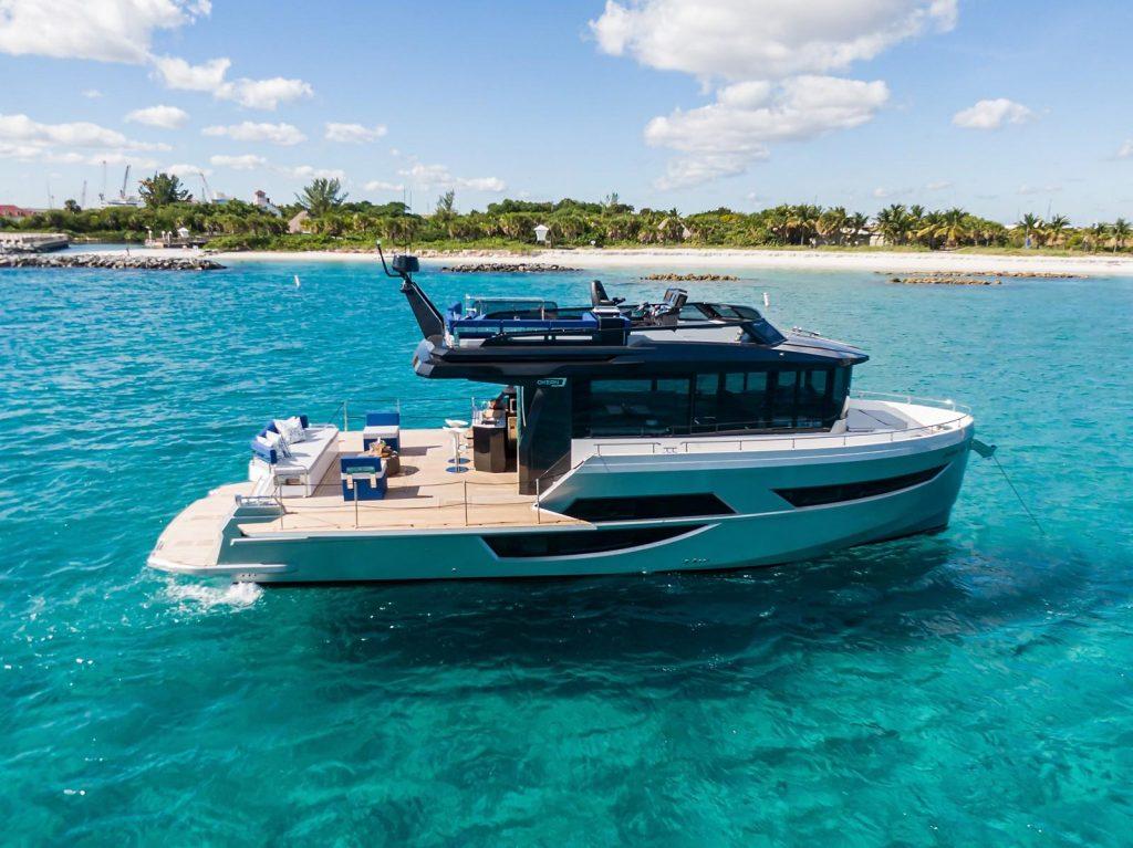 OKEAN 50 X Yacht